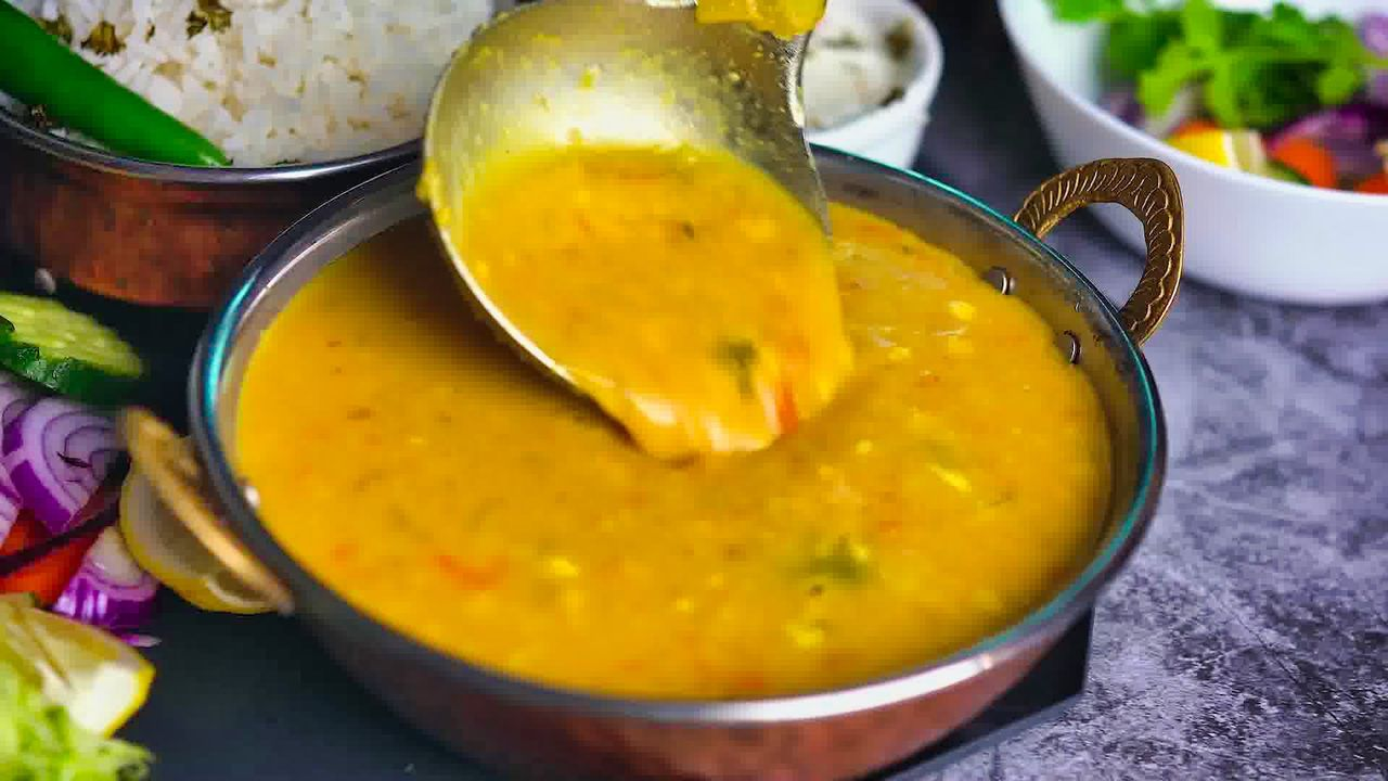 Image of the cooking step-4-1 for Toor Dal Tadka -  Instant Pot + Pressure Cooker