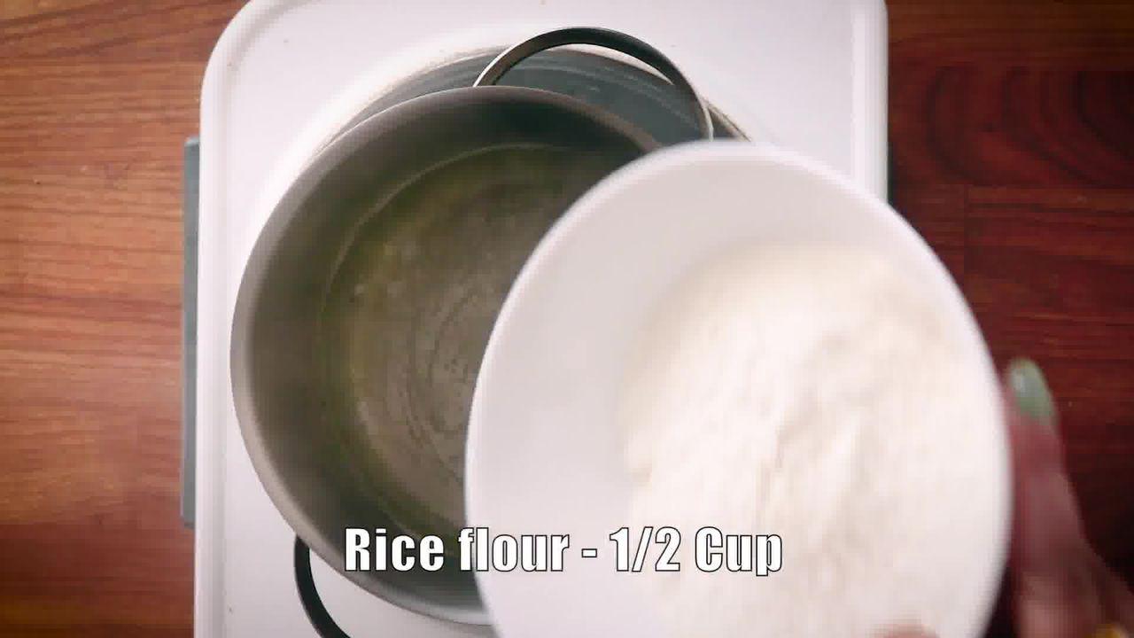 Image of the cooking step-2-3 for Modak Recipe - Ukadiche Modak Recipe - Steamed Modak