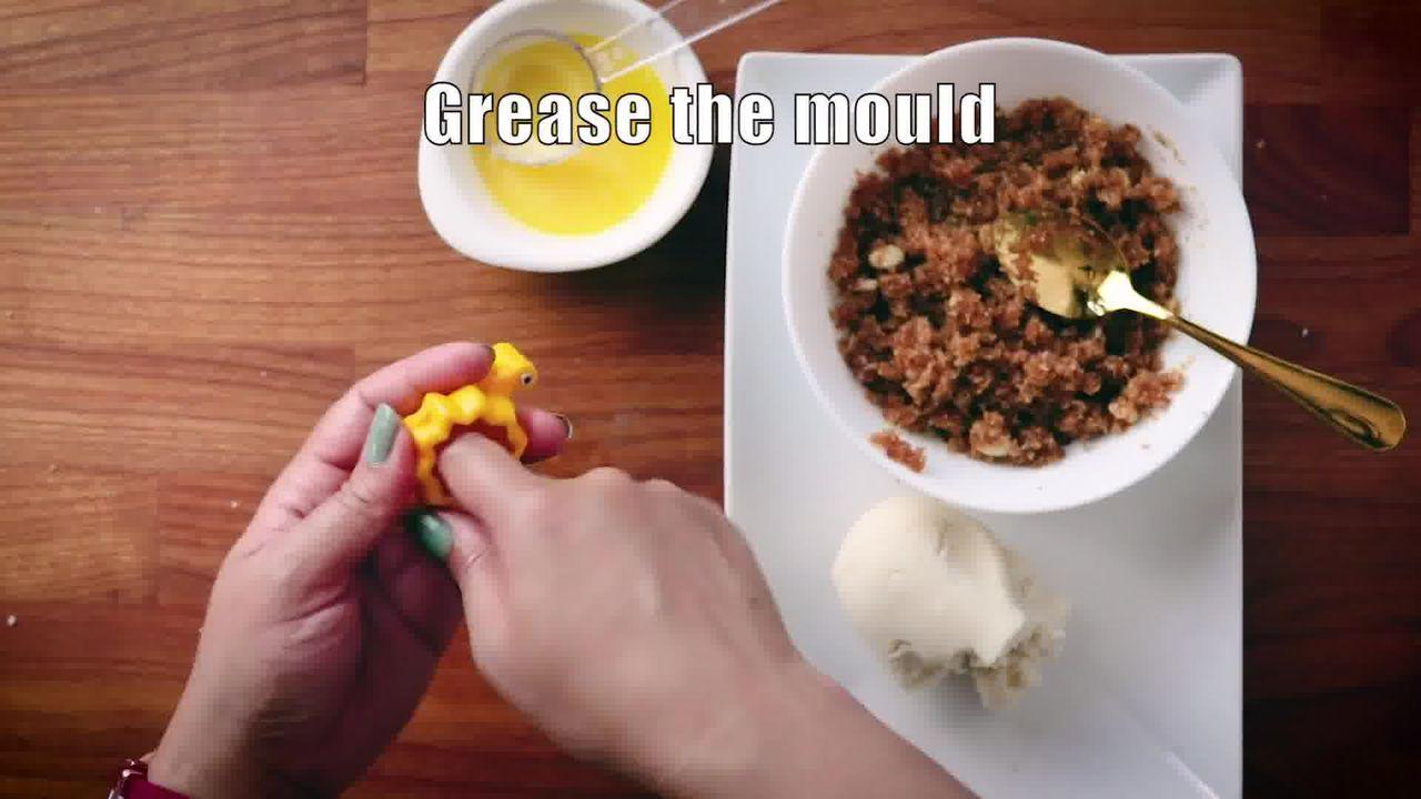 Image of the cooking step-4-1 for Modak Recipe - Ukadiche Modak Recipe - Steamed Modak