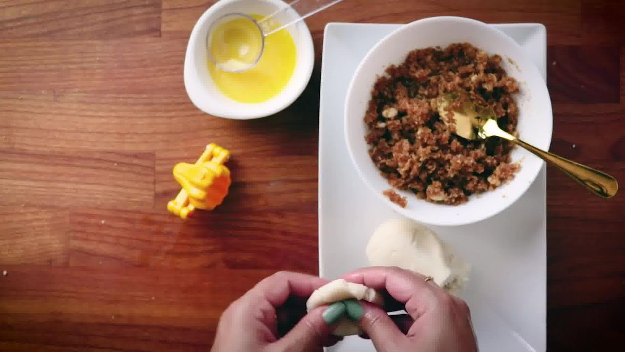 Image of the cooking step-4-2 for Modak Recipe - Ukadiche Modak Recipe - Steamed Modak