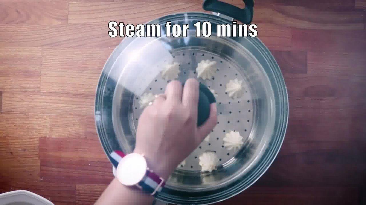 Image of the cooking step-5-5 for Modak Recipe - Ukadiche Modak Recipe - Steamed Modak