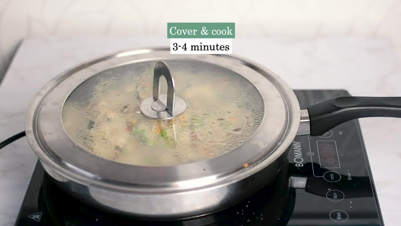Image of the cooking step-2-13 for Upma Recipe - How to make Rava Upma