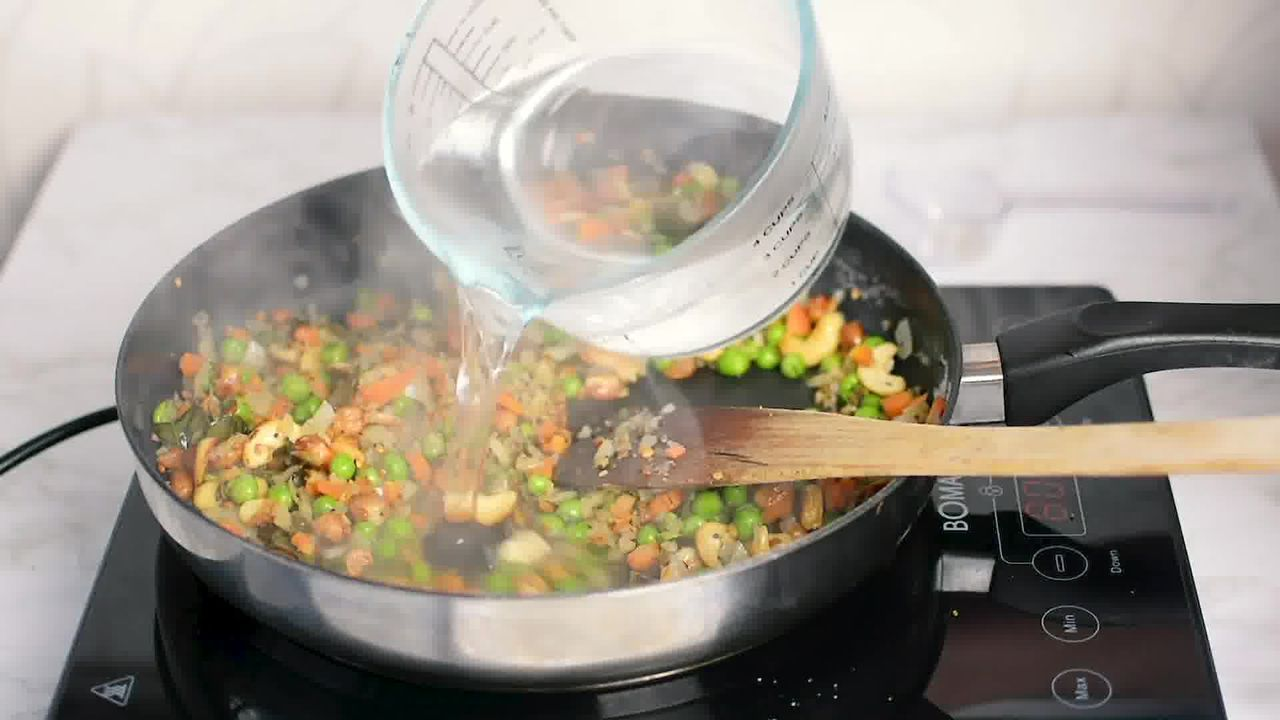 Image of the cooking step-2-9 for Upma Recipe - How to make Rava Upma
