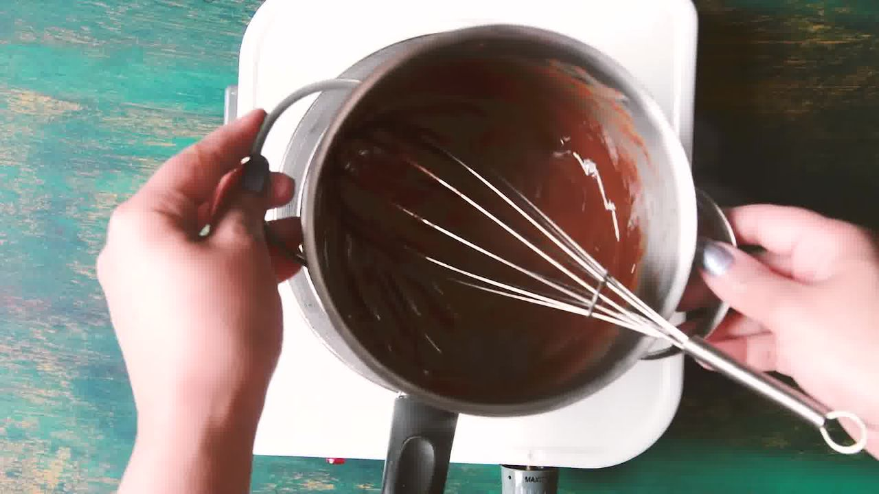 Image of the cooking step-2-2 for Vegan Chocolate Mousse with Aquafaba