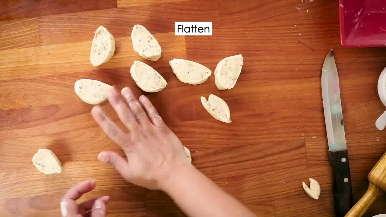 Image of the cooking step-3-9 for Verki Puri - Crispy Tea Time Snack