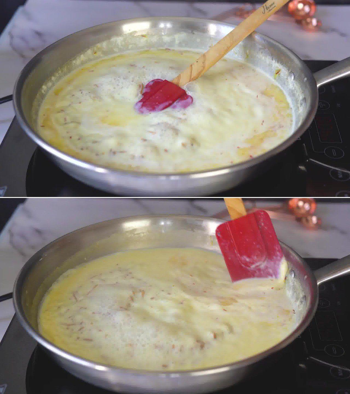Image of the cooking step-1-6 for Vermicelli Fruit Custard - Semiya Custard