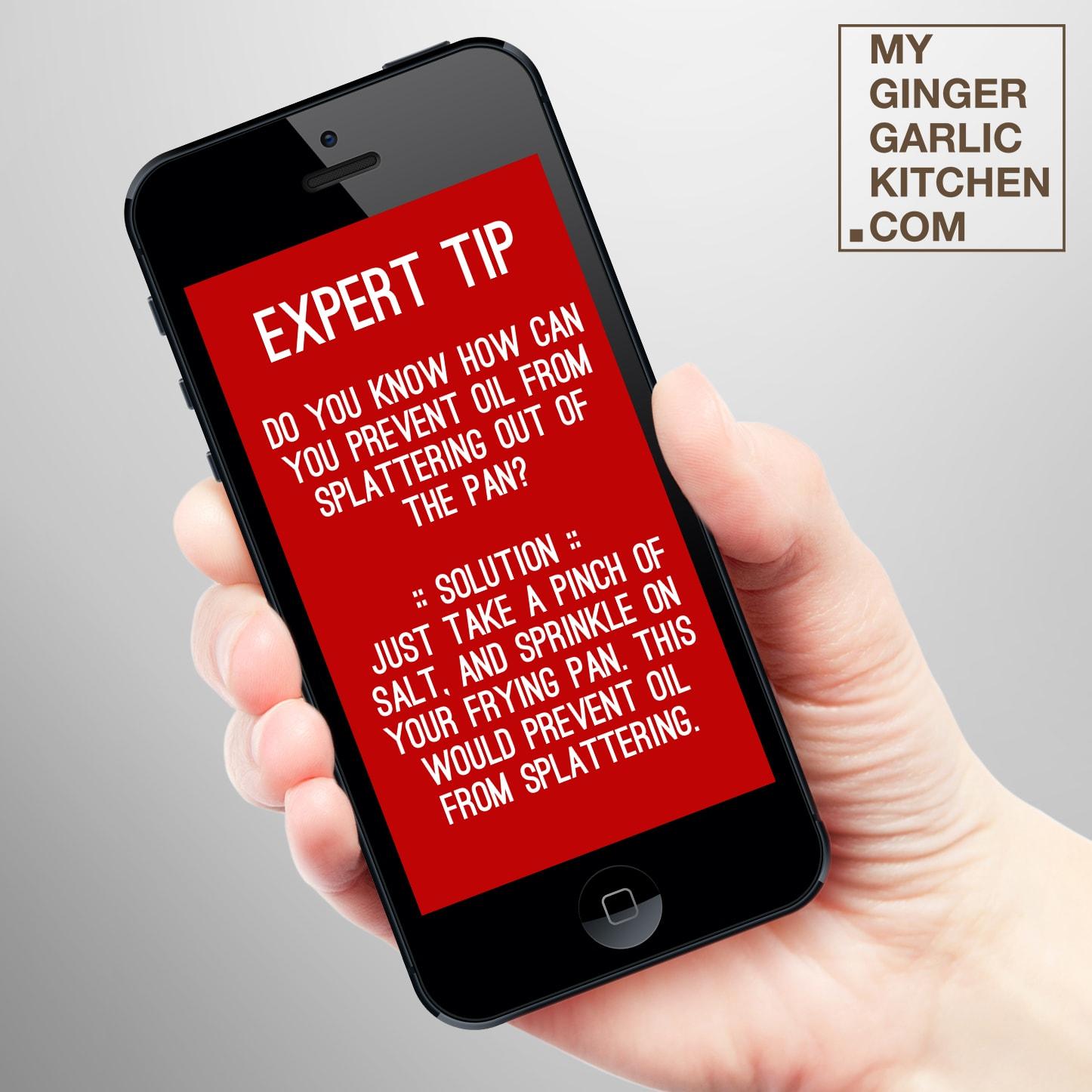 Image - cooking tips my anupama paliwal kitchen phone 3