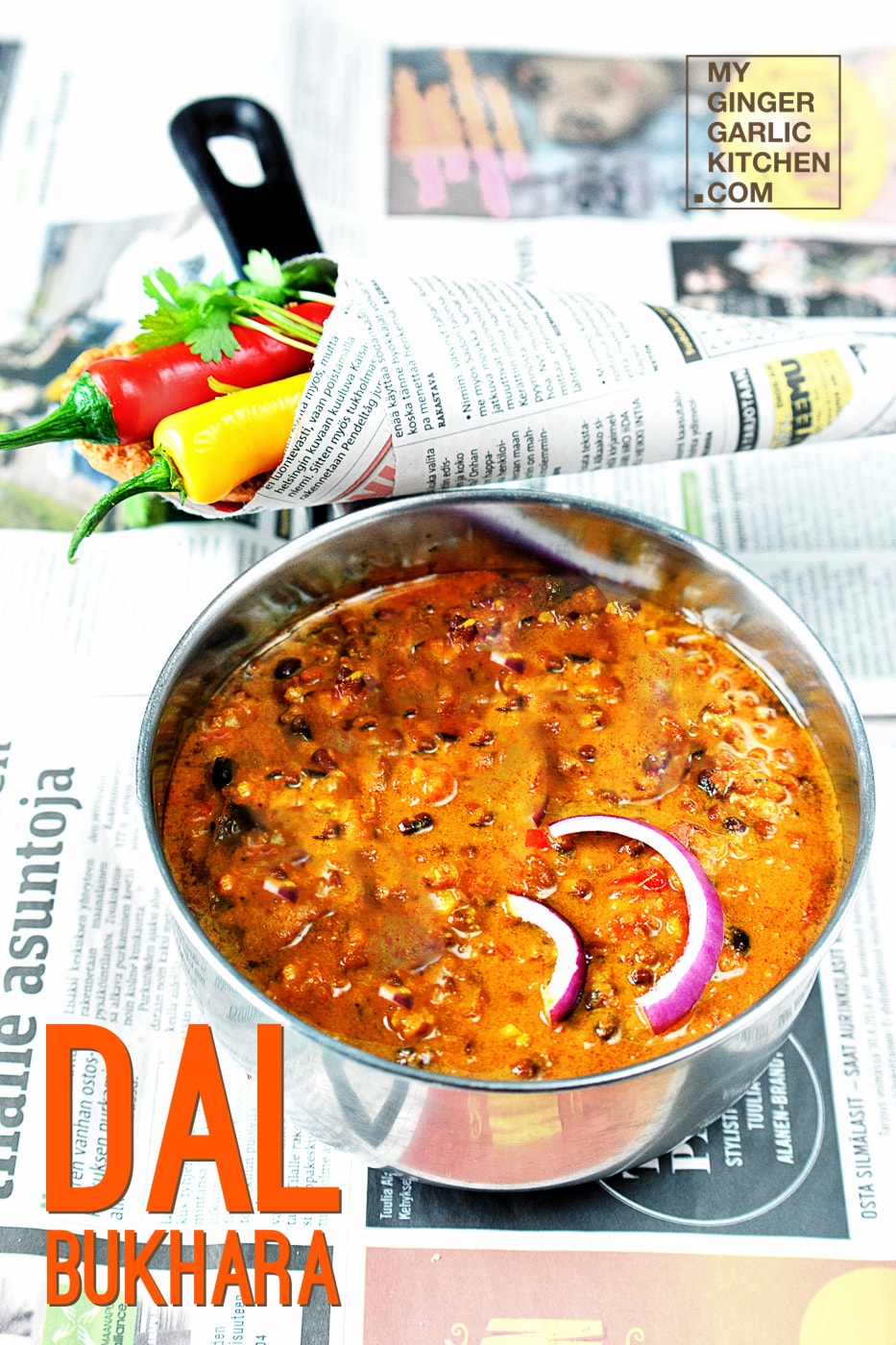 Recipe dal bukhara an exotic creamy black lentil dish my ginger recipe dal bukhara an exotic creamy black lentil dish forumfinder Choice Image