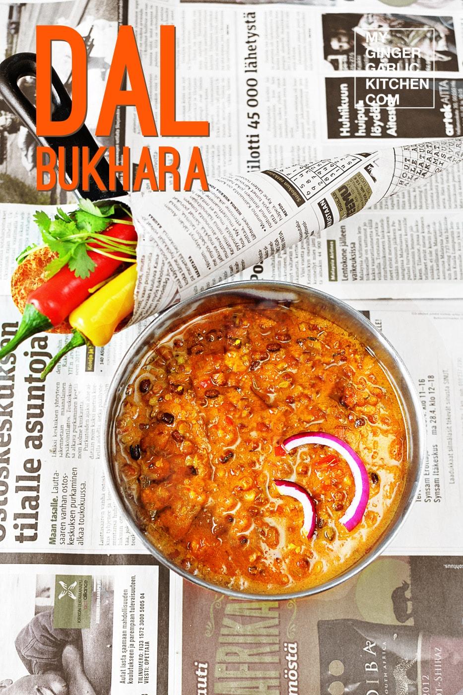 Recipe dal bukhara an exotic creamy black lentil dish my ginger recipe dal bukhara an exotic creamy black lentil dish my ginger garlic kitchen forumfinder Choice Image