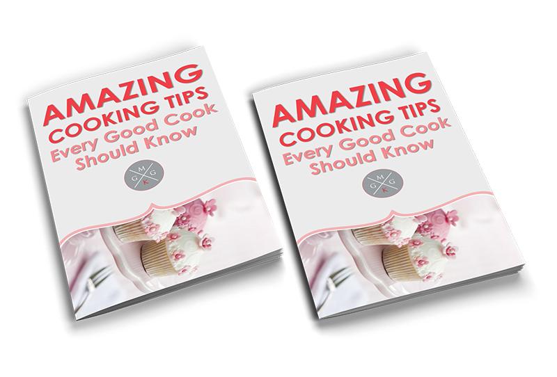 Amazing Cooking Tips eBook