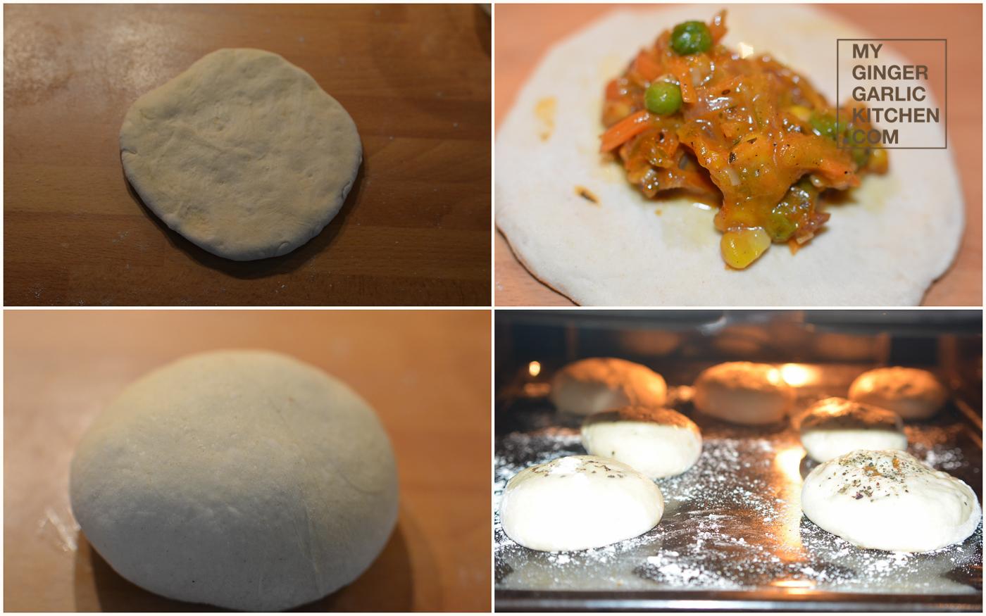 Image - recipe curry stuffed bun anupama paliwal my ginger garlic kitchen 5