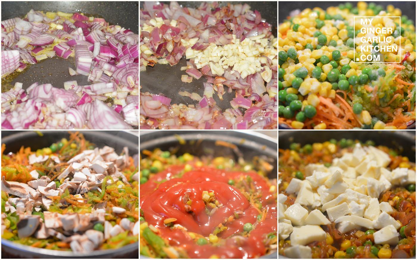 Image - recipe curry stuffed bun anupama paliwal my ginger garlic kitchen 7