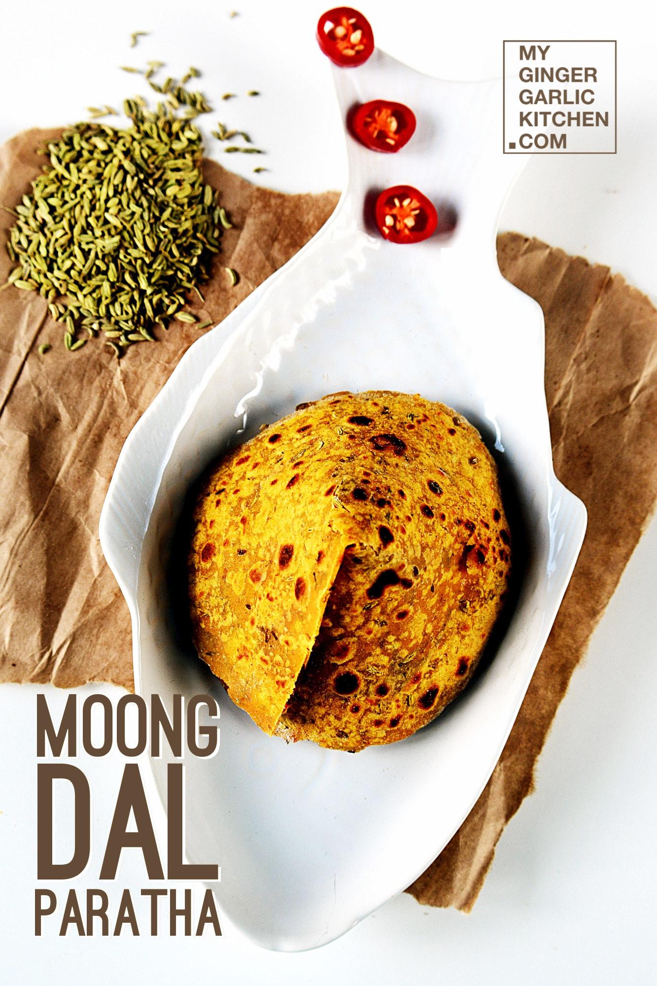 Image - recipe moon dal paratha anupama paliwal my ginger garlic kitchen 1 682x1024