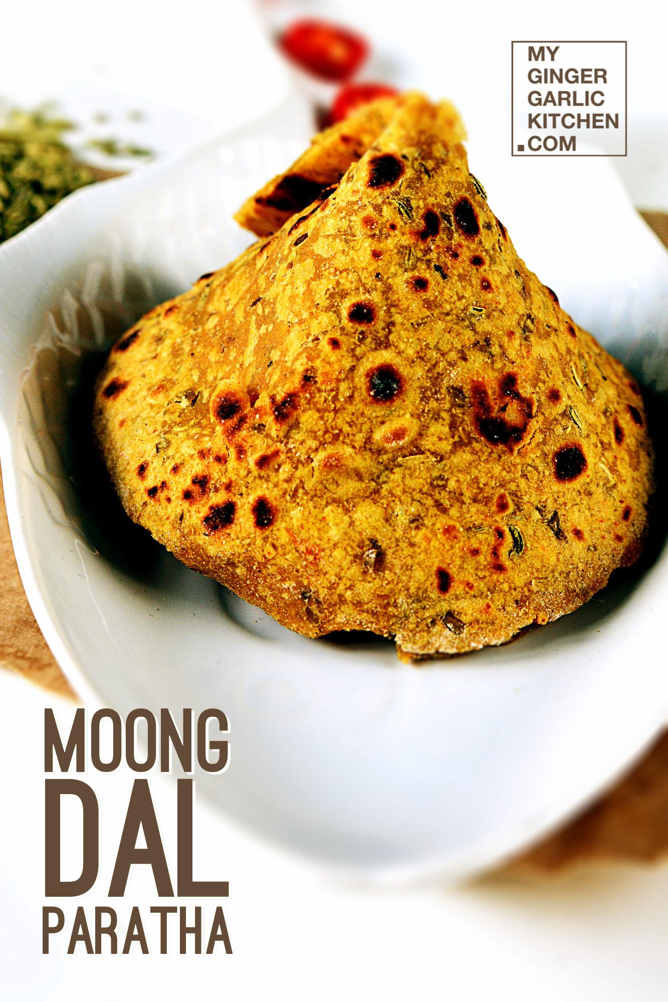 Image - recipe moon dal paratha anupama paliwal my ginger garlic kitchen 2 copy