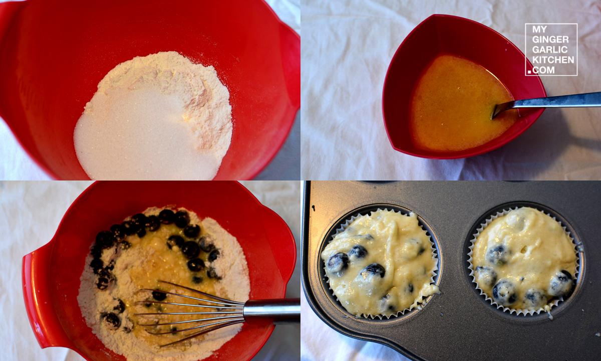 Image - recipe delectable blueberry muffins anupama paliwal my ginger garlic kitchen 7