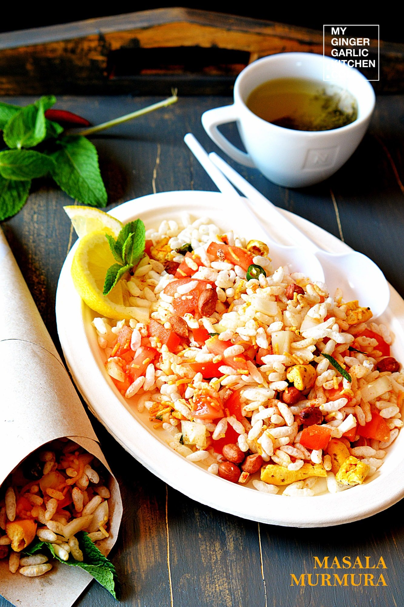Image - recipe masala murmura anupama paliwal my ginger garlic kitchen 2