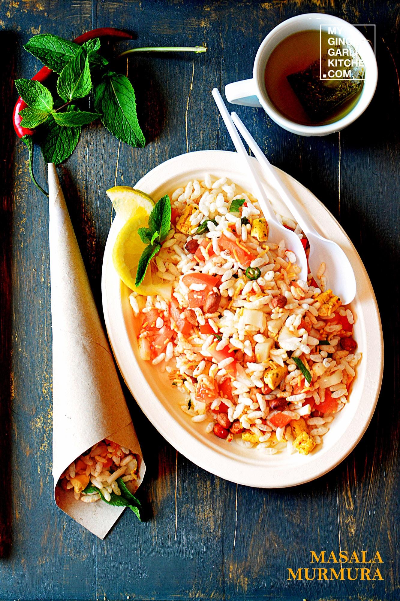 Image - recipe masala murmura anupama paliwal my ginger garlic kitchen 3