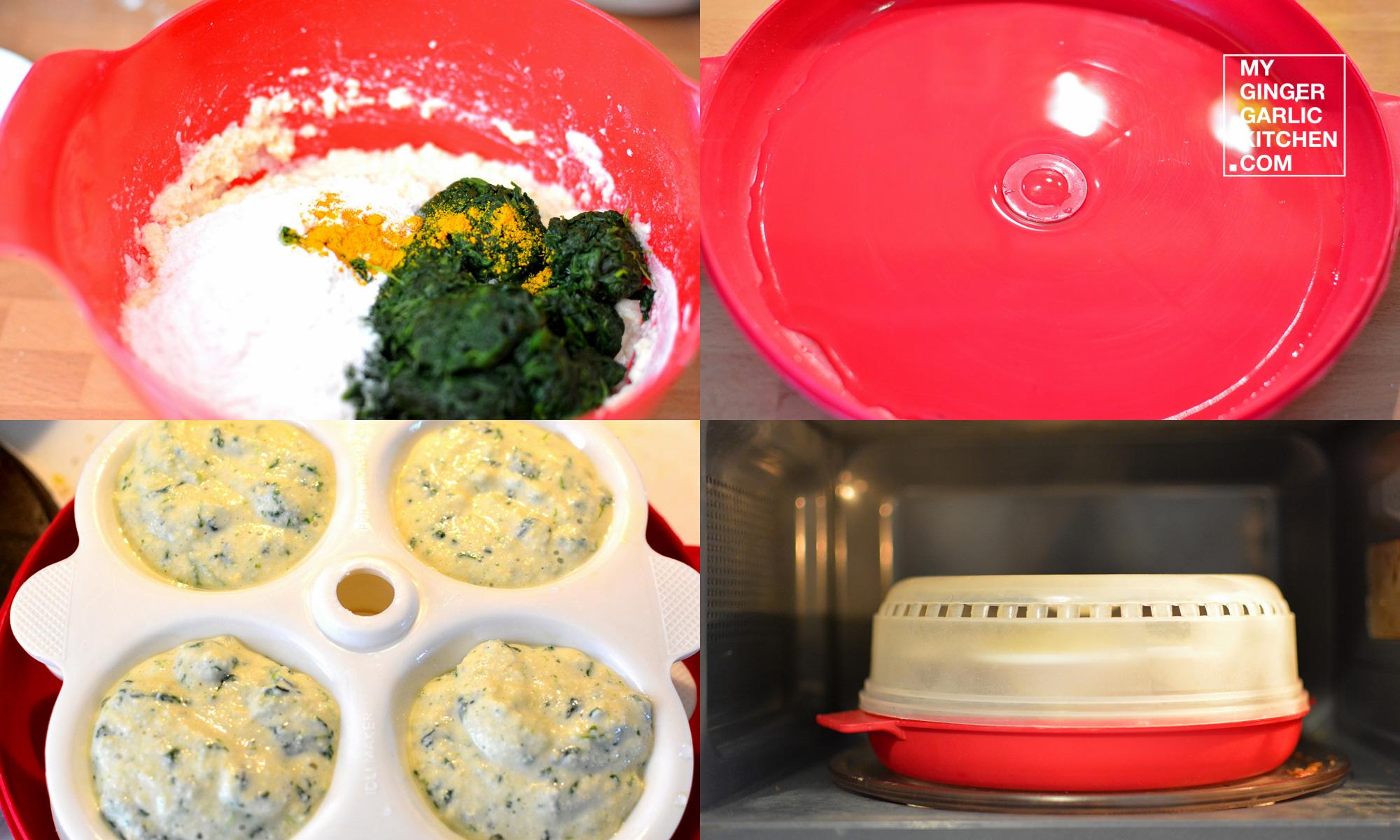 Image - recipe moong dal palak idli anupama paliwal my ginger garlic kitchen 6