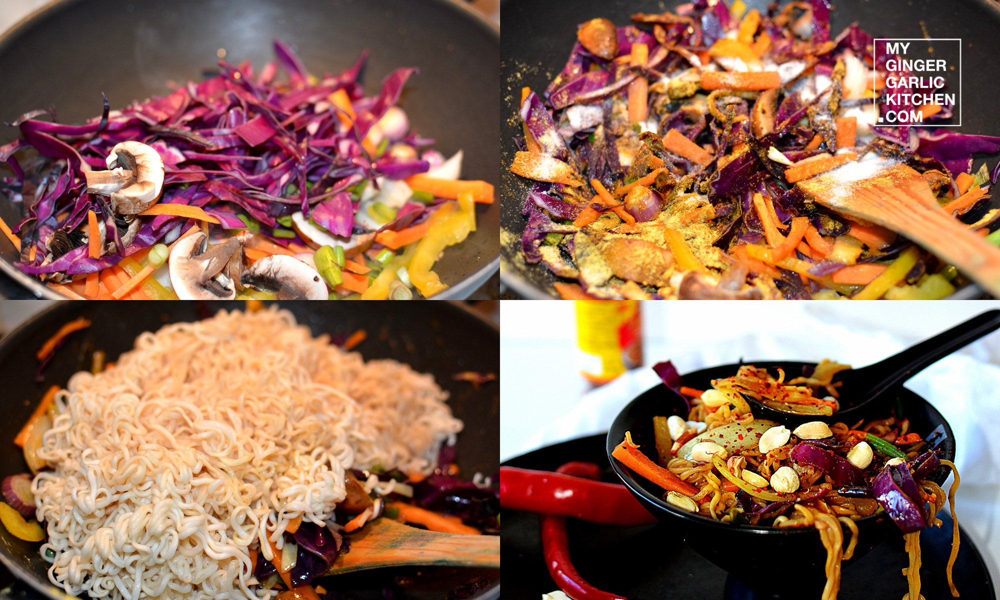Image - recipe tempting spiced curry noodles anupama paliwal my ginger garlic kitchen 19