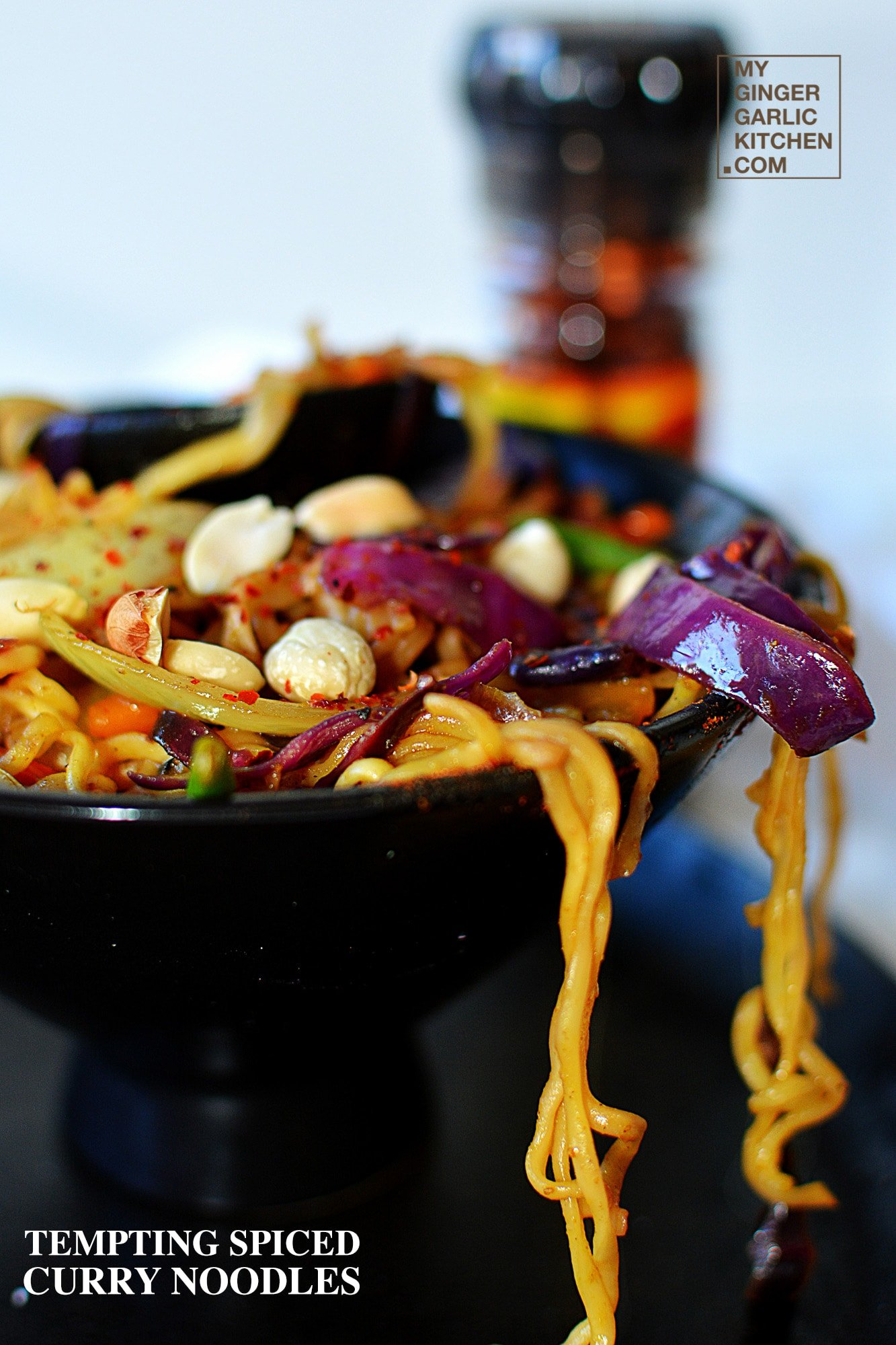 Image - recipe tempting spiced curry noodles anupama paliwal my ginger garlic kitchen 7
