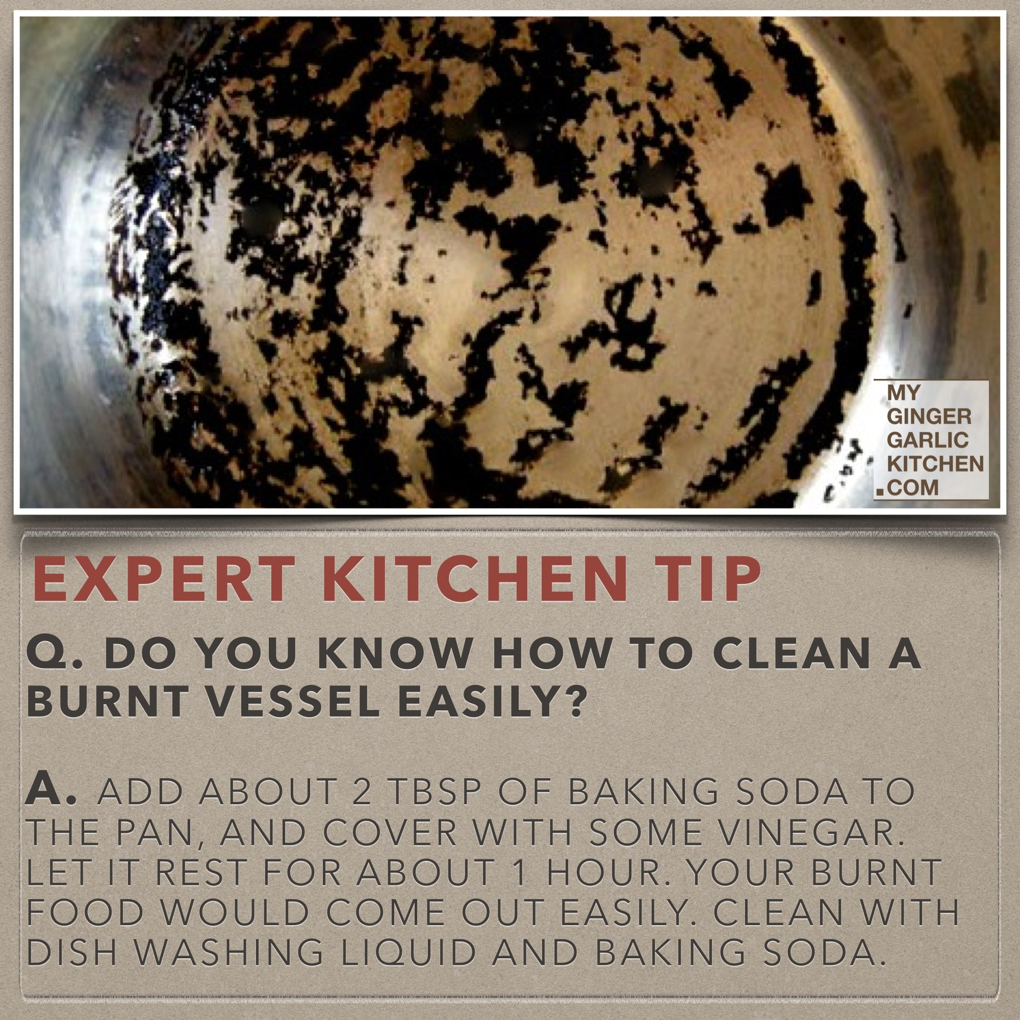 Do You Know How To Clean A Burnt Vessel Easily Kitchen