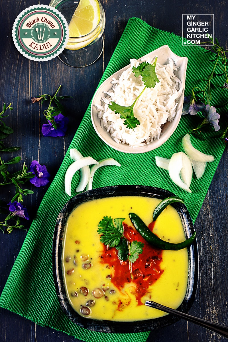 Image of Black Chana Kadhi | Kala Chana Kadhi