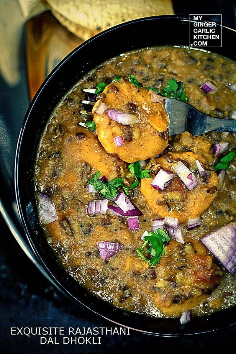 Image - recipe exquisite rajasthani dal dhokli anupama paliwal my ginger garlic kitchen 5