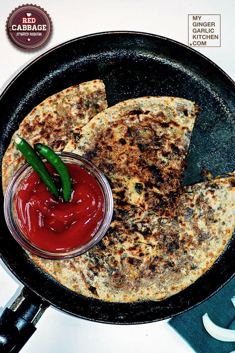 recipe-red-cabbage-paratha-anupama-paliwal-my-ginger-garlic-kitchen-3