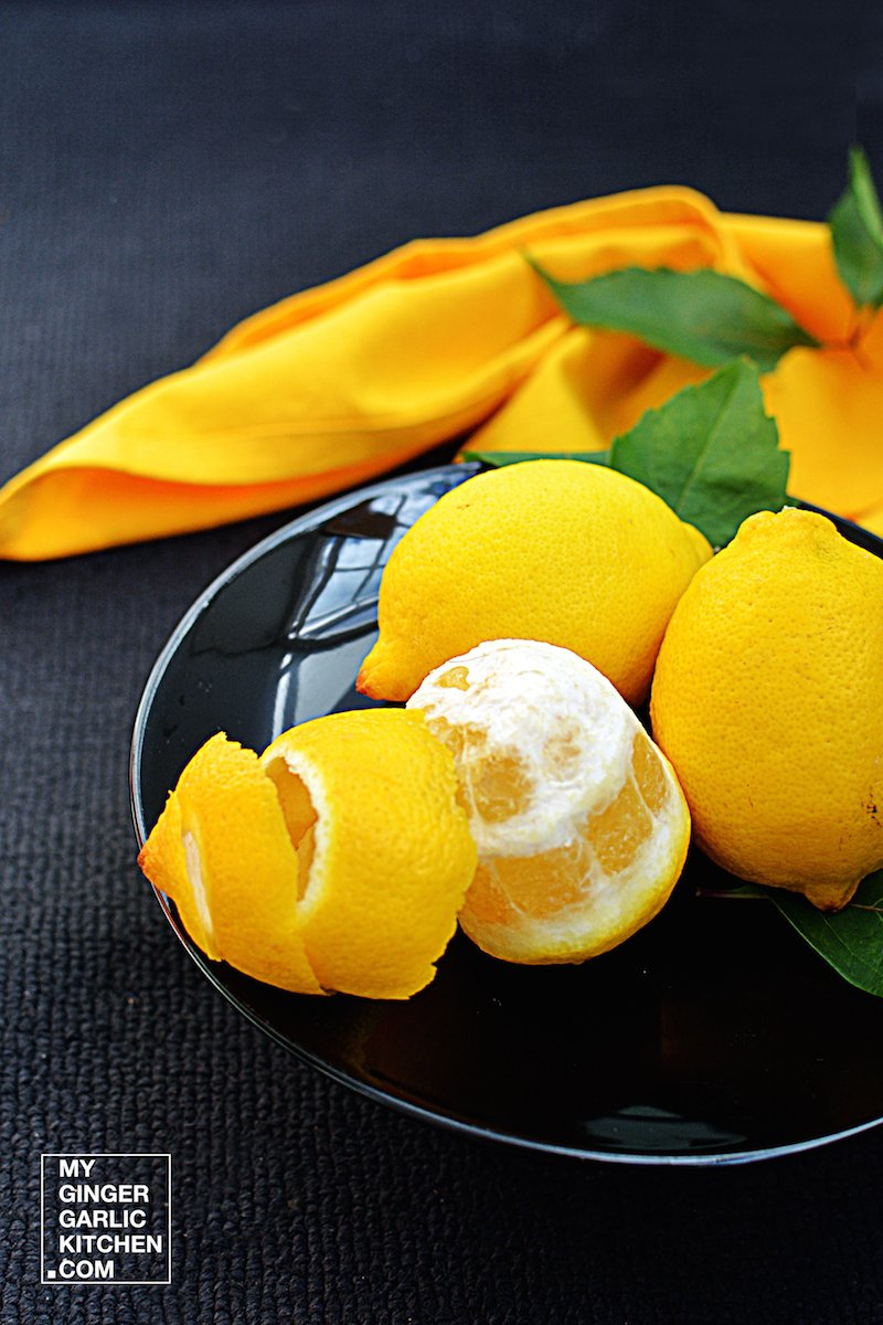 Image of The pause that refreshes. Lemon [Stock Photo]