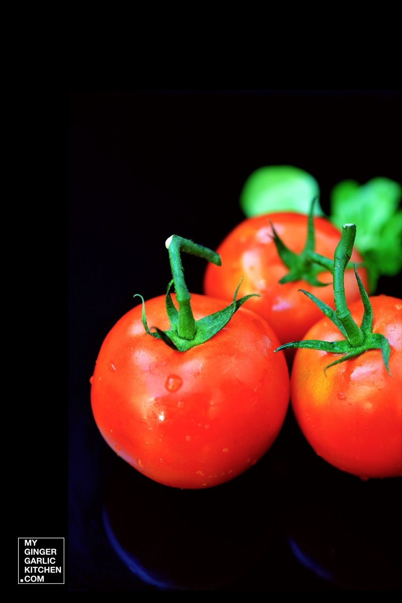 Image of Tomato, Try It You Will Like It [Stock Photo]