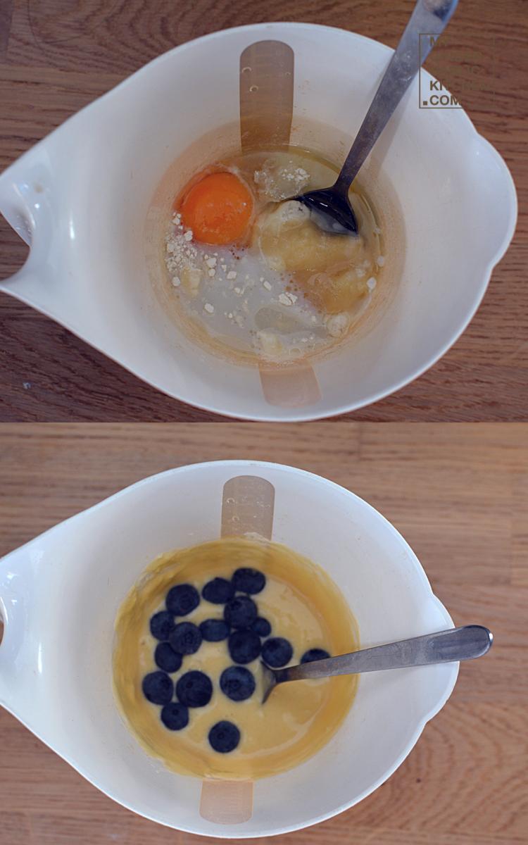 Image - recipe effortless blubeberry mug cake anupama paliwal my ginger garlic kitchen 7