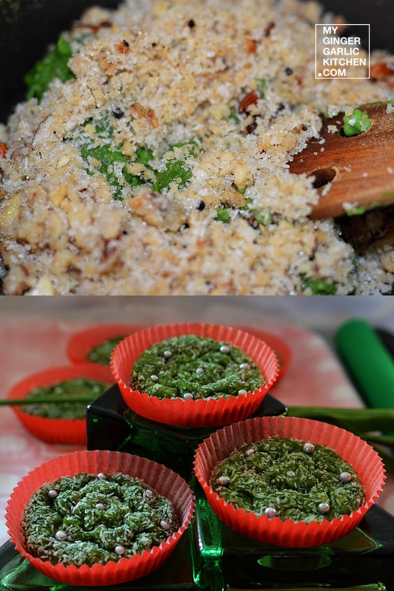 Image - recipe peas coconut peda anupama paliwal my ginger garlic kitchen 13