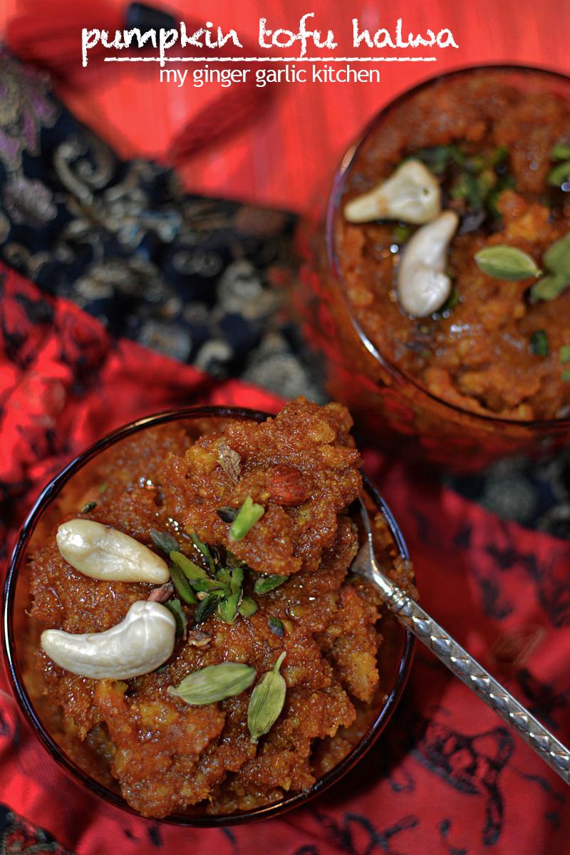 Image - recipe pumpkin tofu jalwa anupama paliwal my ginger garlic kitchen 71