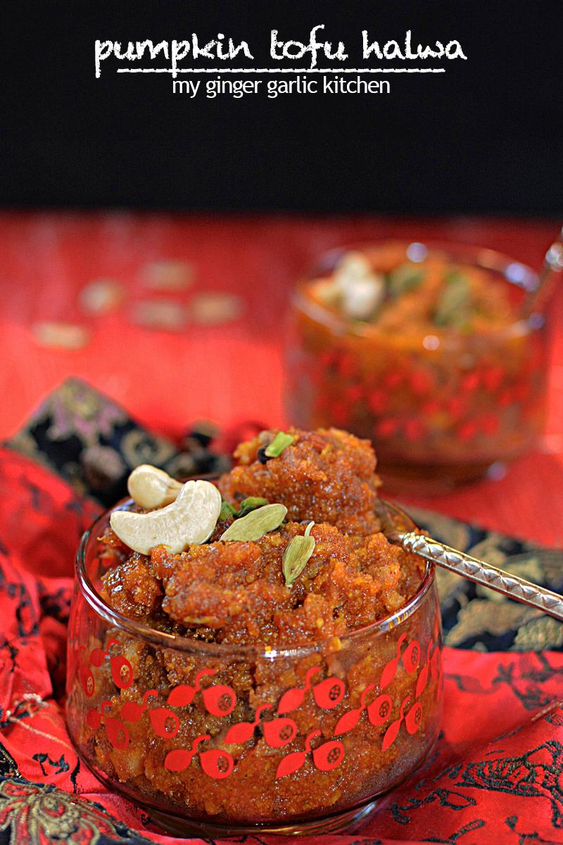 Image - recipe pumpkin tofu jalwa anupama paliwal my ginger garlic kitchen 81