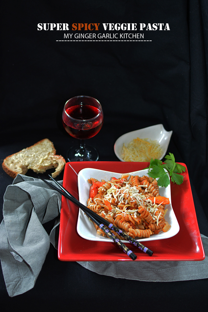 recipe-super-spicy-veggie-pasta-anupama-paliwal-my-ginger-garlic-kitchen-1