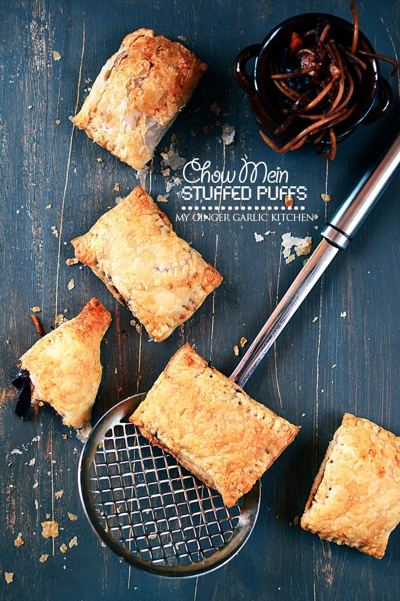 Image - recipe chow mein puffs anupama paliwal my ginger garlic kitchen 8