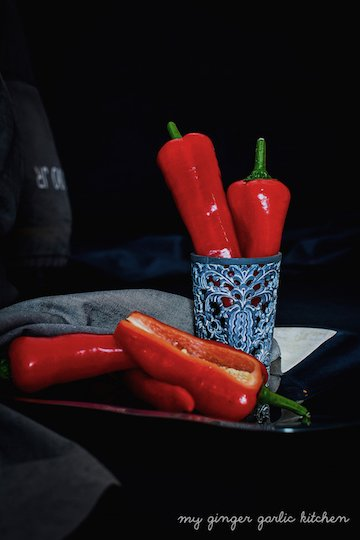 Image of Red Hot Chili Peppers is all I need. [Stock Photo]