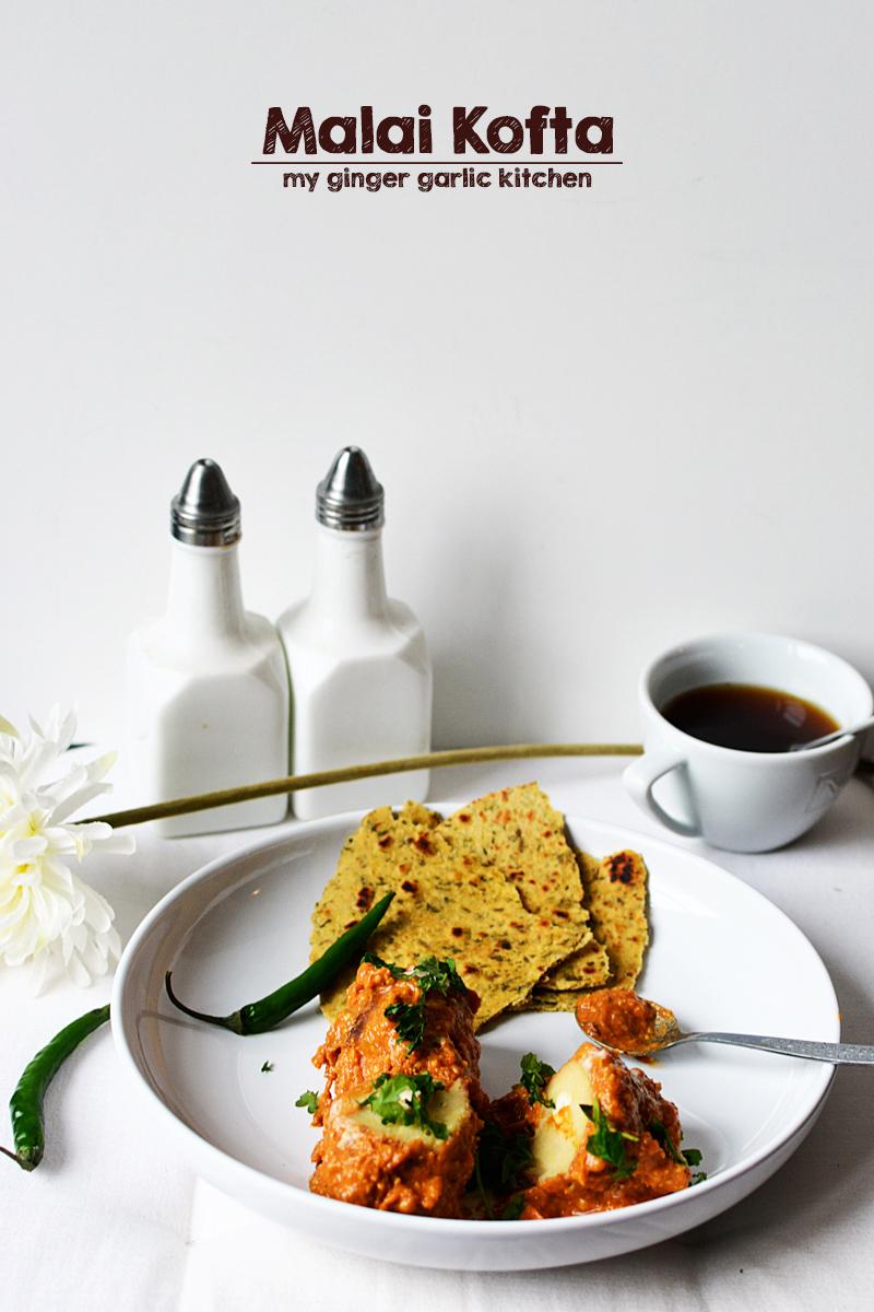 Dhaba Style Malai Kofta Recipe | Roadside Eatery Style Malai Kofta Curry