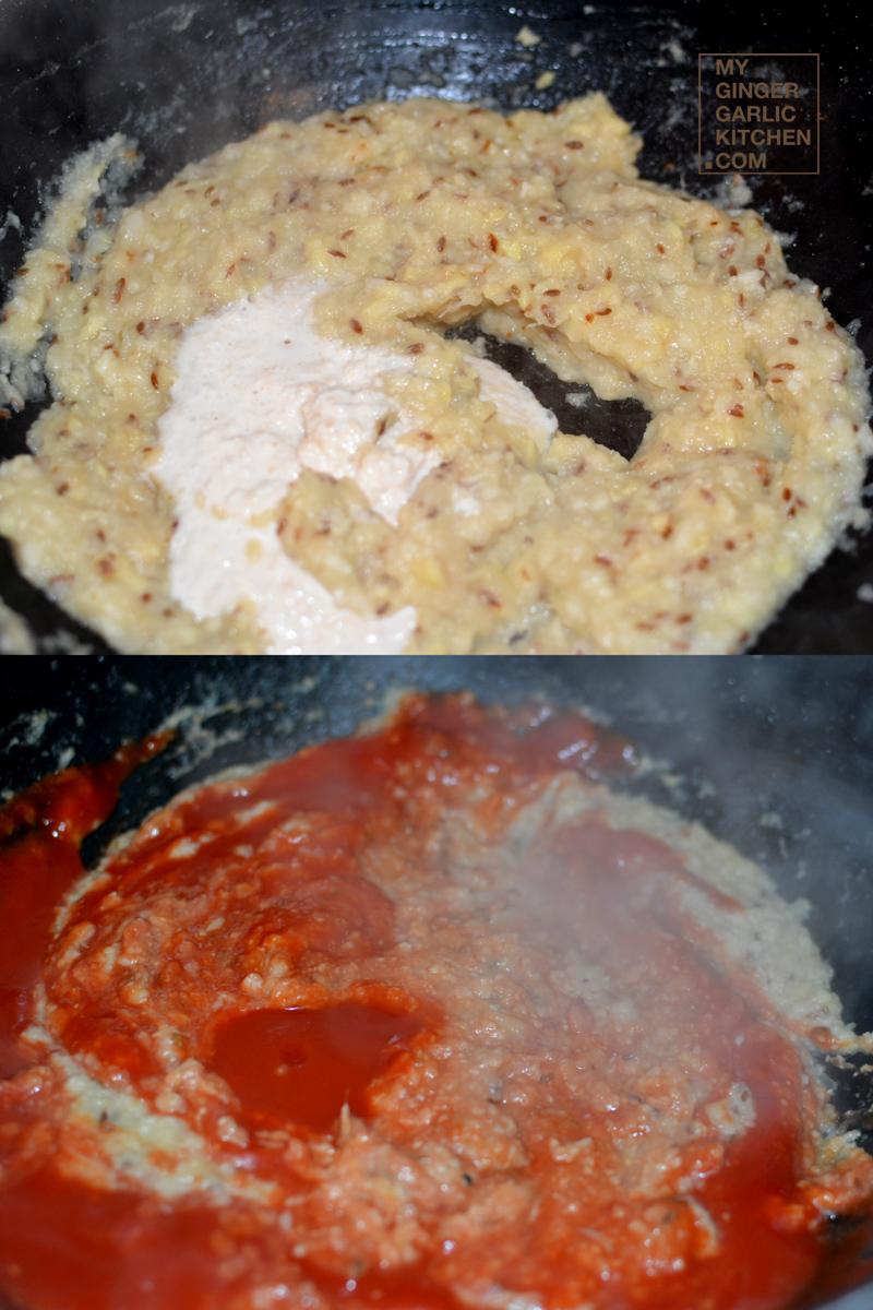 Dhaba Style Malai Kofta Recipe | Roadside Eatery Style Malai Kofta Curry | mygingergarlickitchen.com/ @anupama_dreams