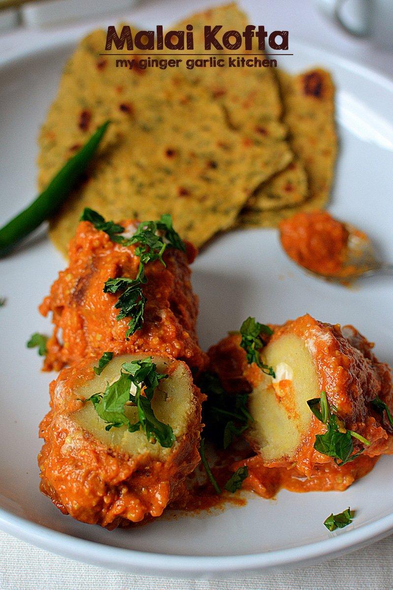 Image of Dhaba Style Malai Kofta Recipe