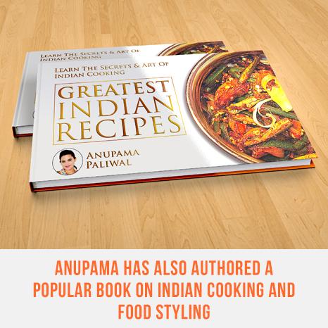 Greatest Indian Recipes Book by Anupama Paliwal | mygingergarlickitchen.com @anupama_dreams