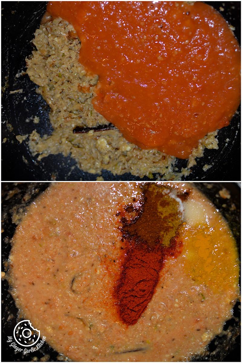 recipe-almond-peas-curry-anupama-paliwal-my-ginger-garlic-kitchen-9   https://www.mygingergarlickitchen.com/ @anupama_dreams
