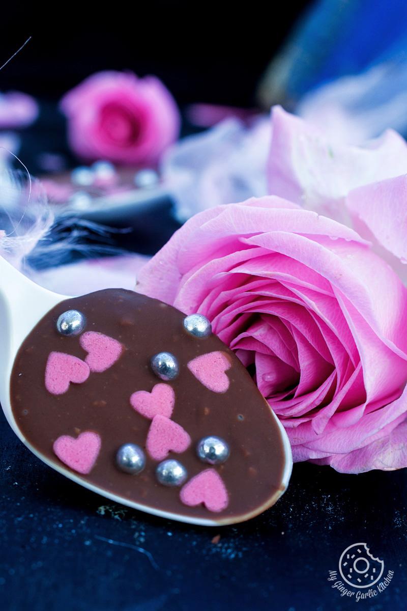 Image - recipe chocolate spoons anupama paliwal my ginger garlic kitchen 5 683x1024