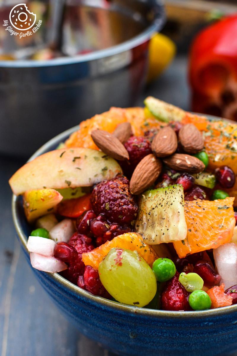 recipe-fruits-and-vegetable-fiesta-salda-with-honey-pepper-dressing-anupama-paliwal-my-ginger-garlic-kitchen-4  https://www.mygingergarlickitchen.com/ @anupama_dreams