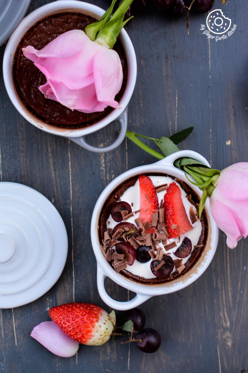 chocolate-de-creme mygingergarlickitchen.com/ @anupama_dreams