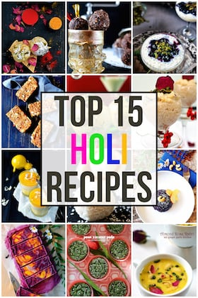 Image of Top 15 Healthy and Modern Holi Recipes You Should Try This Year