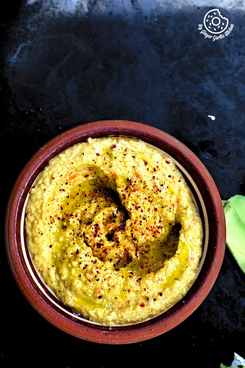 recipe-Indian-chapati-with-peppery-garlicky-avacado-Spread-anupama-paliwal-my-ginger-garlic-kitchen-2
