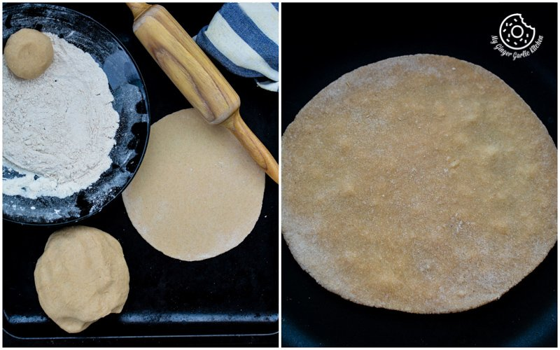 Indian-chapati-with-peppery-garlicky-avacado-Spread mygingergarlickitchen.com/ @anupama_dreams