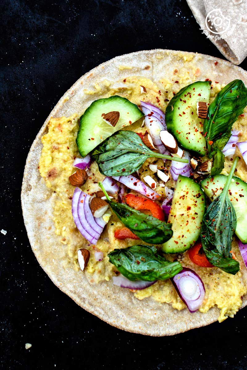 recipe-Indian-chapati-with-peppery-garlicky-avacado-Spread-anupama-paliwal-my-ginger-garlic-kitchen-9