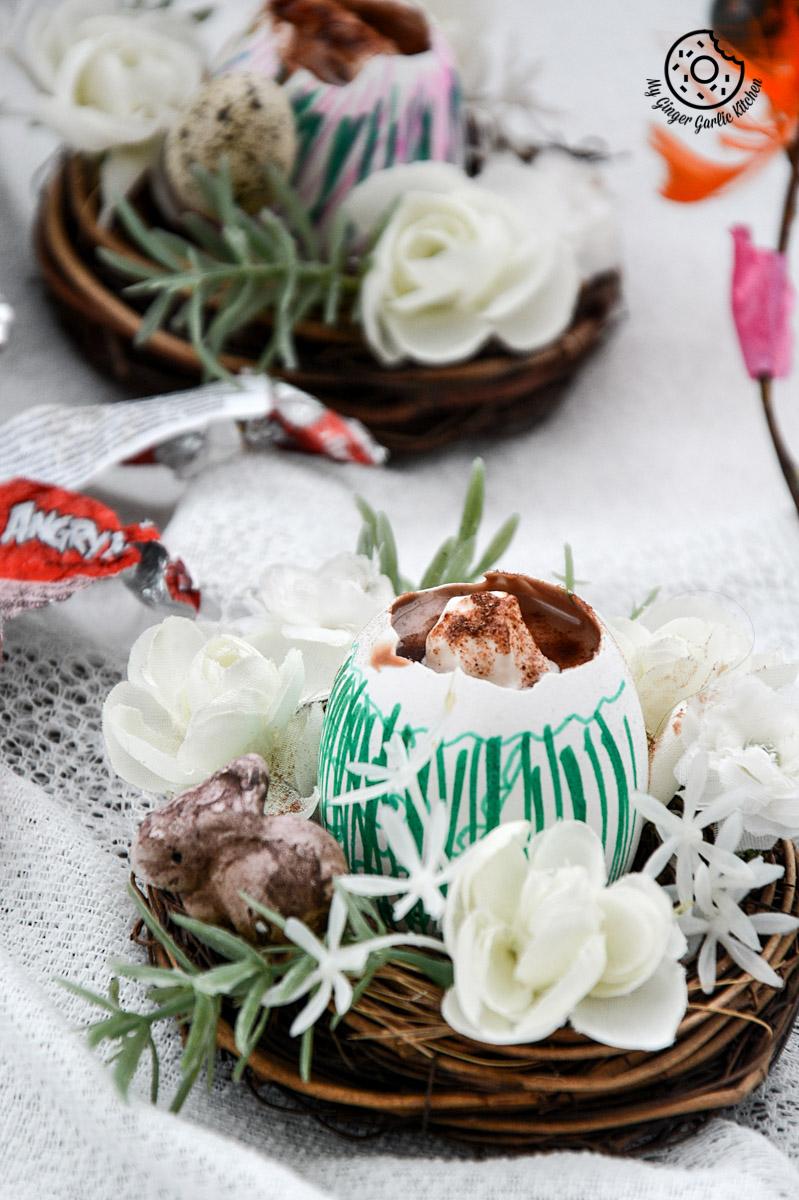 chocolate-lassi-egg-cups